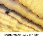 detail of a translucent slice... | Shutterstock . vector #639514489