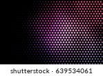 dark purple  pink vector... | Shutterstock .eps vector #639534061