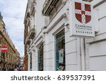 cambridge  cambridgeshire  uk   ... | Shutterstock . vector #639537391