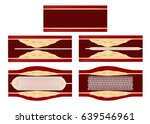 stent angioplasty   the... | Shutterstock .eps vector #639546961