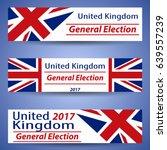 united kingdom  uk  general...   Shutterstock .eps vector #639557239