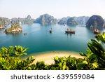 Ha Long Bay On A Sunny Day ...