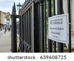 Cambridge  Cambridgeshire  Uk ...