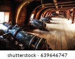 Wooden Pirate Ship For Tourists ...