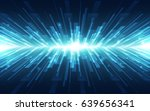 abstract technology concept.... | Shutterstock .eps vector #639656341