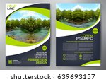 business brochure. flyer design.... | Shutterstock .eps vector #639693157
