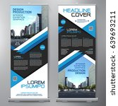 business brochure. flyer design....   Shutterstock .eps vector #639693211