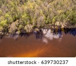 drone image. aerial view of... | Shutterstock . vector #639730237