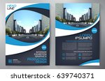business brochure. flyer design.... | Shutterstock .eps vector #639740371