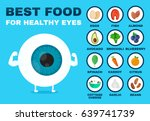 best food for healthy eye....