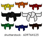 vector collection of... | Shutterstock .eps vector #639764125