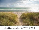 coast of zealand  the most... | Shutterstock . vector #639819754