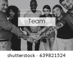 teamwork performance group... | Shutterstock . vector #639821524