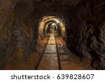 Underground Mine Passage Angle...