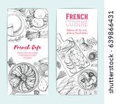 french food design template.... | Shutterstock .eps vector #639866431