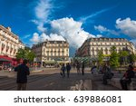 angers  france  13. may 2017 ... | Shutterstock . vector #639886081
