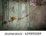 Abandoned Shower In A Forgotte...