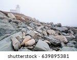Lighthouse Along Rocky...