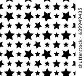 polka dot seamless pattern.... | Shutterstock .eps vector #639949435
