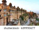 Gwalior Fort Was Built In The...