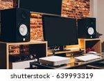 digital home entertainment  ... | Shutterstock . vector #639993319