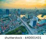 hanoi  vietnam   may 31  2016 ... | Shutterstock . vector #640001431