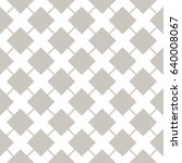 vector seamless pattern. modern ...   Shutterstock .eps vector #640008067