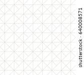 seamless geometric pattern....   Shutterstock .eps vector #640008571