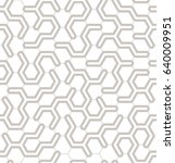 seamless geometric pattern....   Shutterstock .eps vector #640009951
