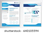template vector design for... | Shutterstock .eps vector #640105594
