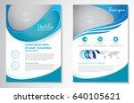 template vector design for... | Shutterstock .eps vector #640105621