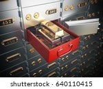 Open Safe Deposit Box With ...