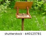 Fodder Rack For Birds