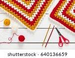 Handmade Crocheted Cotton...