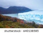 Small photo of Perito Moreno Glacier, Argentian