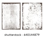 grunge frame.grunge background... | Shutterstock .eps vector #640144879