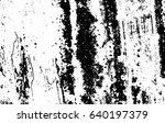 black and white grunge... | Shutterstock . vector #640197379