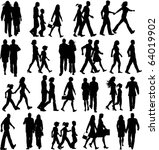 Huge Collection Of Silhouettes...