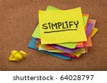 pragmatic or get organized... | Shutterstock . vector #64028797