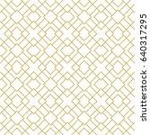 modern stylish seamless...   Shutterstock .eps vector #640317295