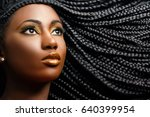 close up cosmetic beauty... | Shutterstock . vector #640399954