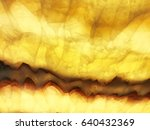 detail of a translucent slice... | Shutterstock . vector #640432369