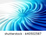 colorful ripple background | Shutterstock . vector #640502587