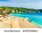 bali  indonesia   march 17 ... | Shutterstock . vector #640534861