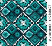 Crochet  Lace. A Carpet Of...