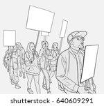 illustration of student... | Shutterstock .eps vector #640609291