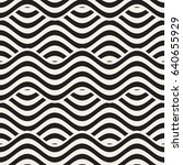 abstract geometric pattern with ... | Shutterstock .eps vector #640655929