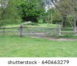 Wooden Five Bar Gate I The...