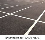 parking lots | Shutterstock . vector #64067878