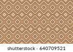 creative abstract background.... | Shutterstock . vector #640709521
